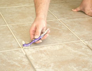 Grout sealing grout repair citrus county homosassa
